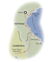 Viet Nam Map